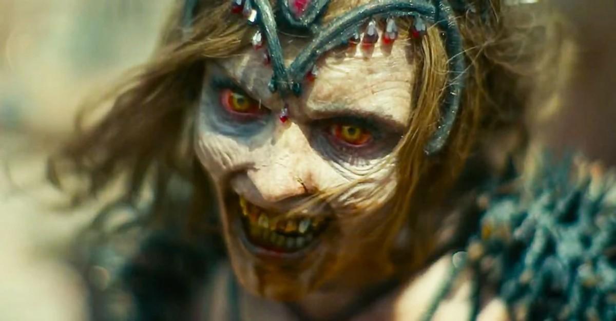 The Queen Zombie!