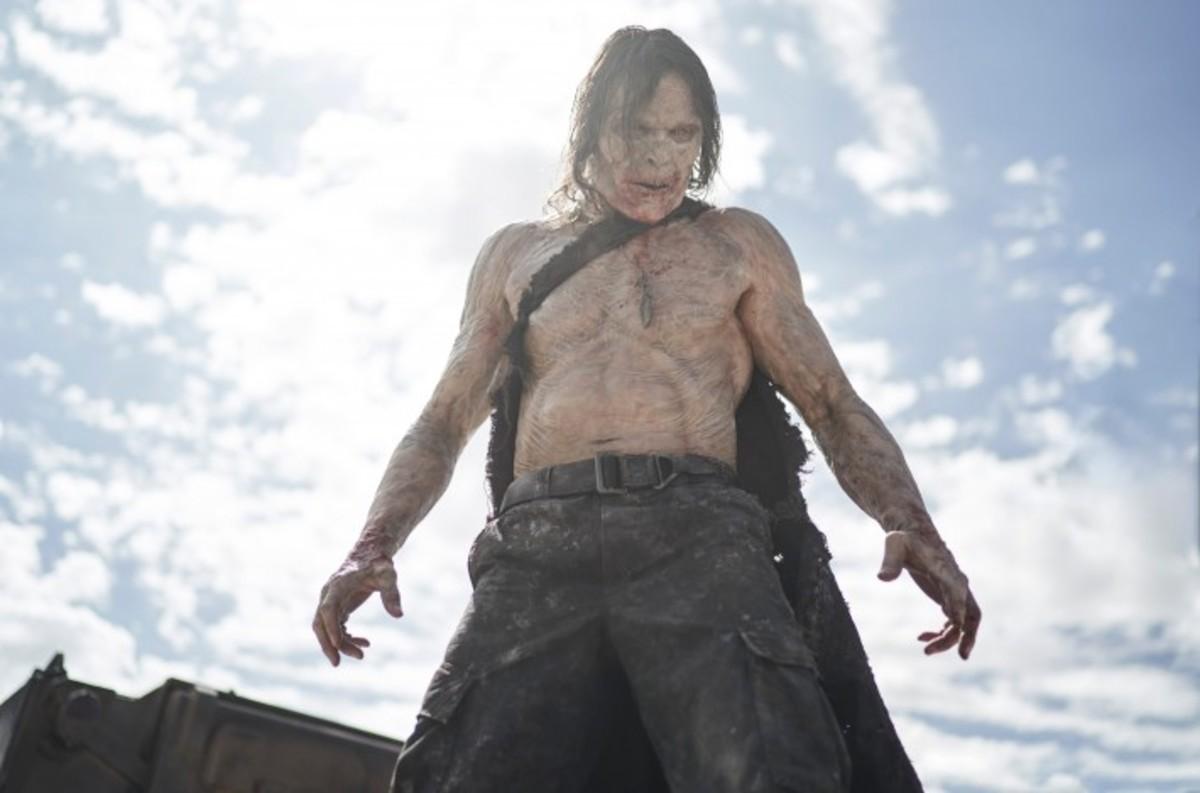 Zeus the Zombie!