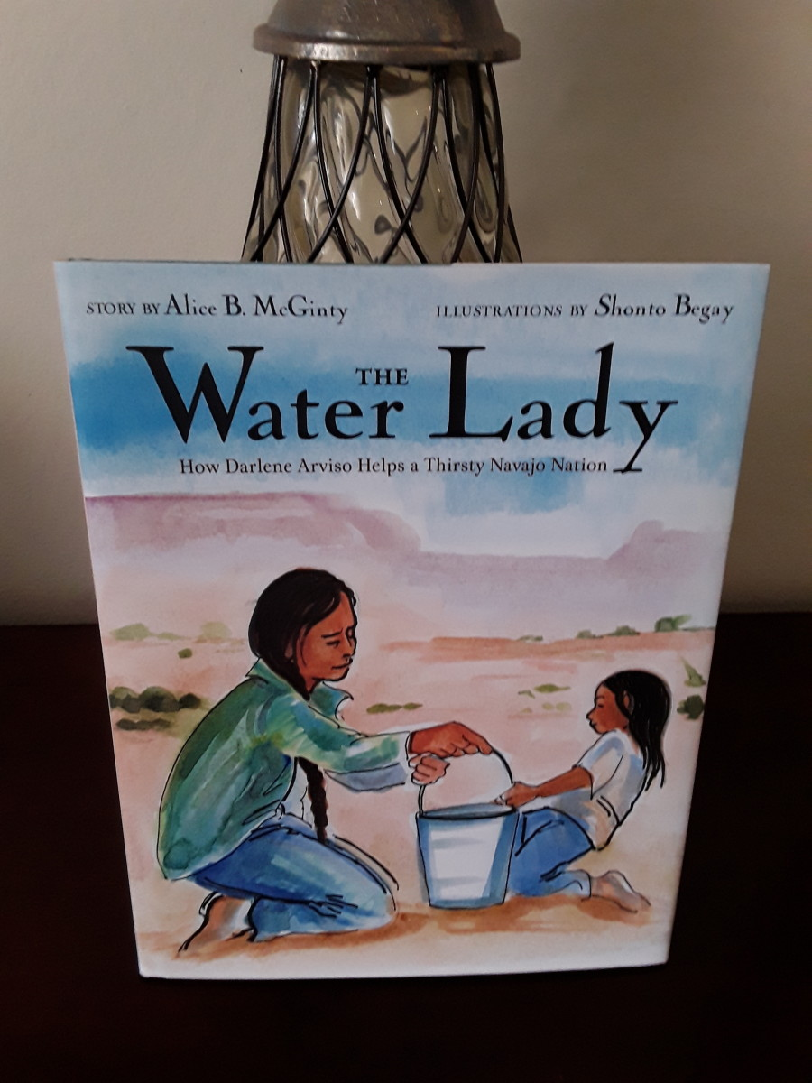 Multicultural story of the Navajo Nation for young readers