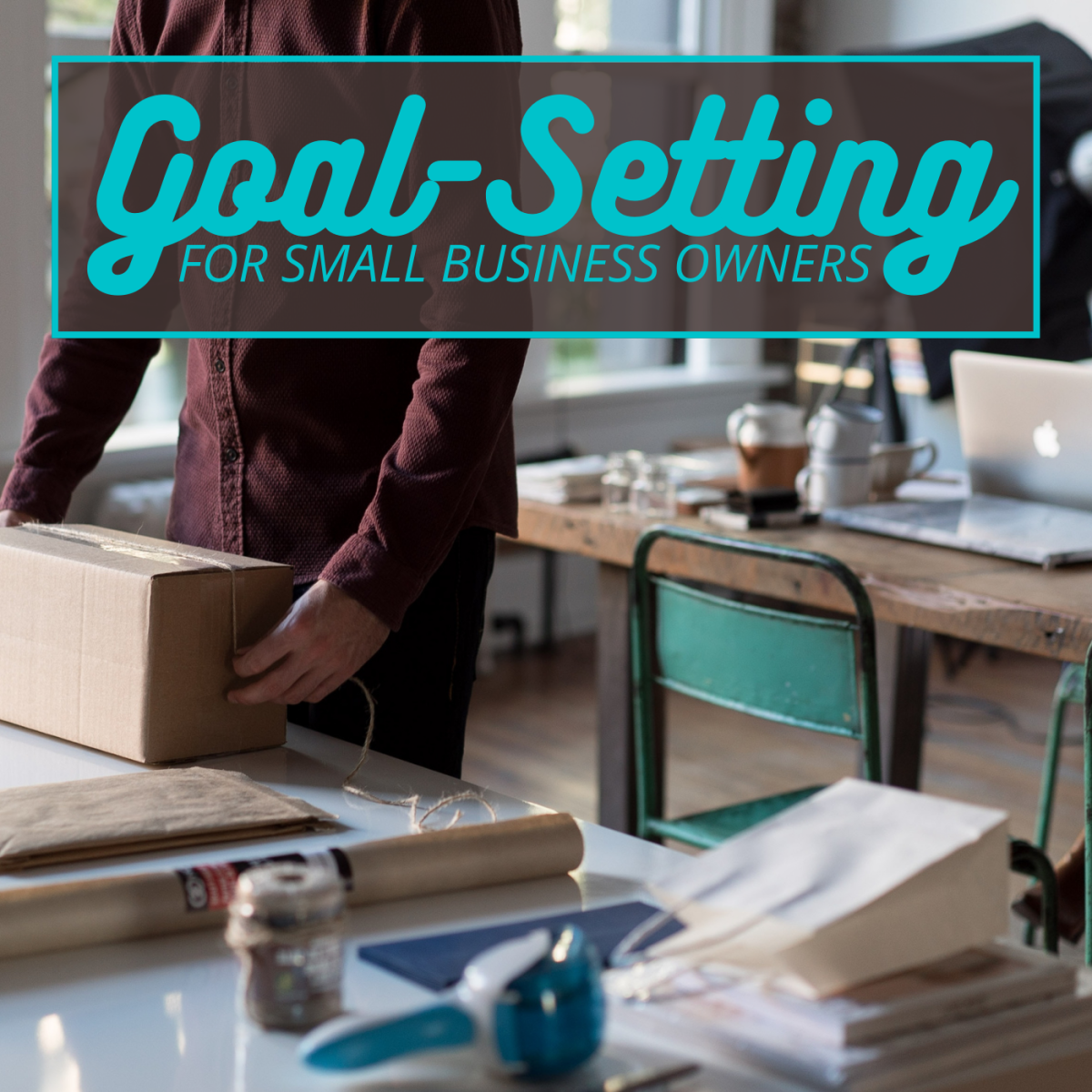 Having owned businesses for nearly two decades, I've learned that setting long-term goals and then working backward toward short-term goals is an effective strategy for growth.