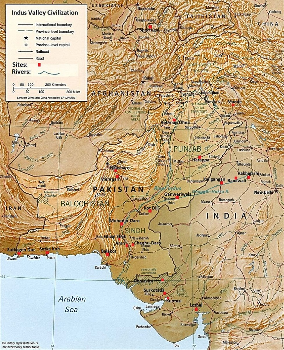 10 Interesting Facts About Indus Valley Civilization