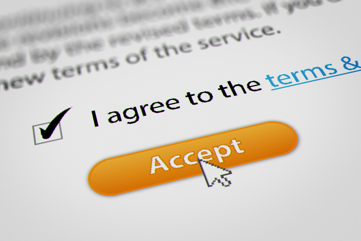 Website Notices and Disclaimers to Help Protect Your Brand