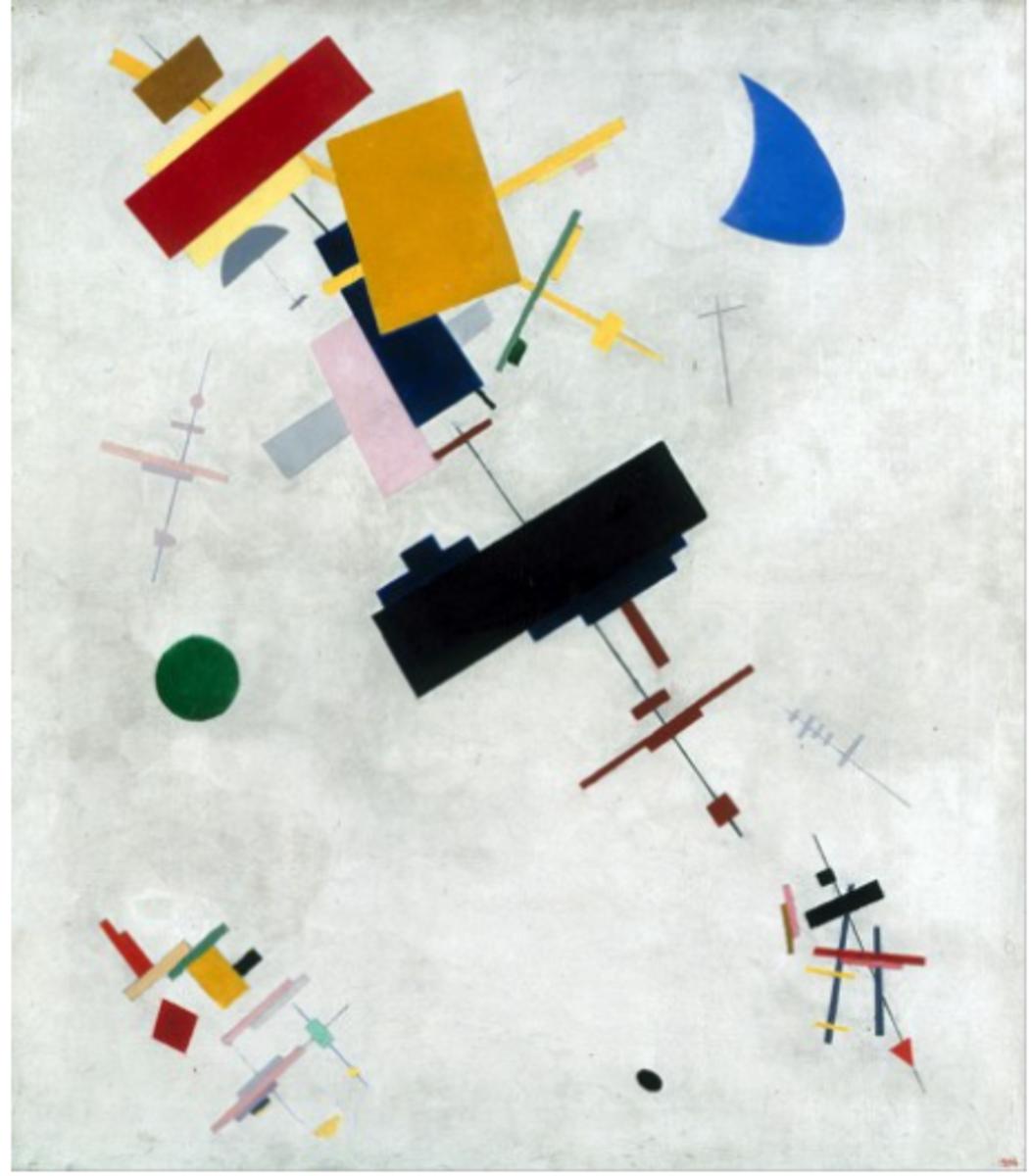 Suprematism(1915)
