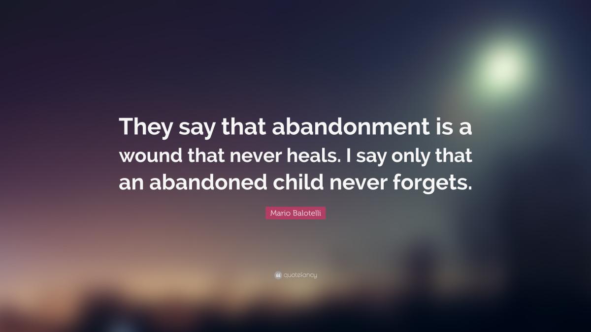 poem-abandonment