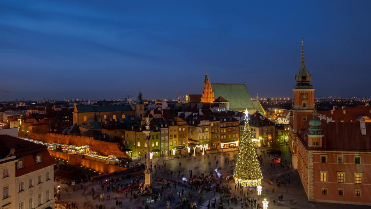 Poland for Christmas