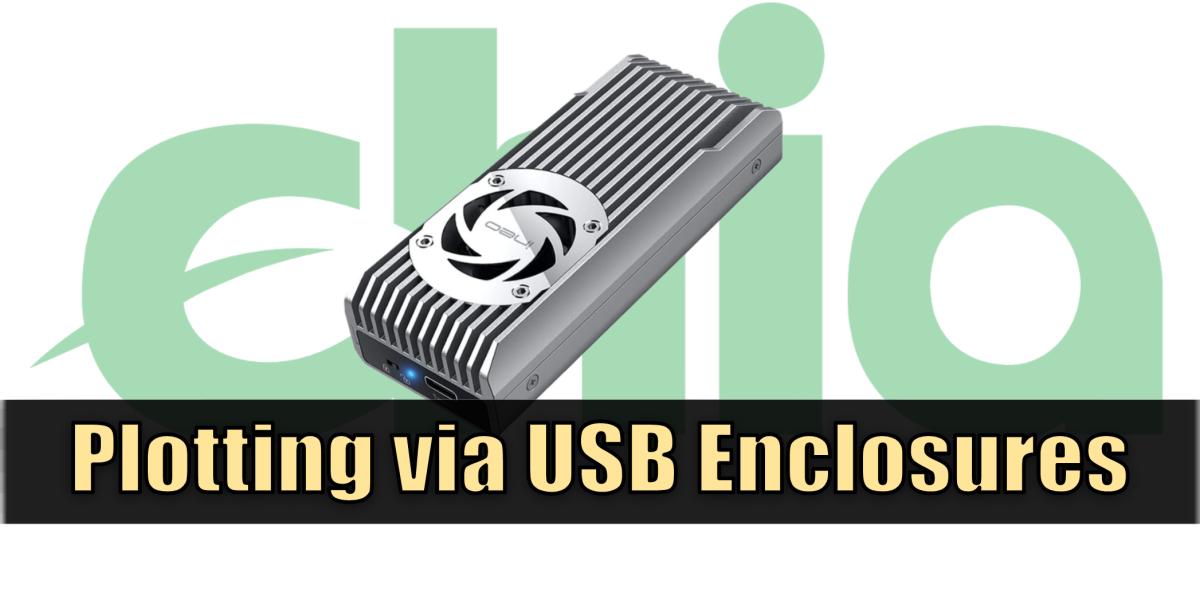 How viable is USB plotting?