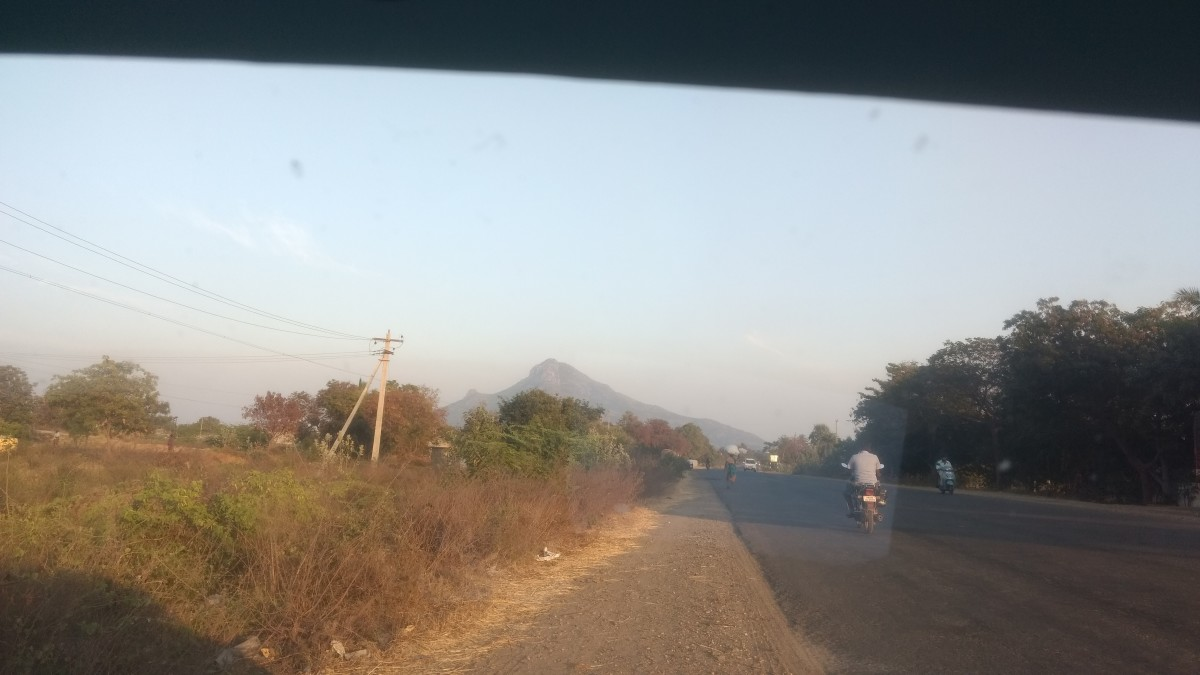 Blessings of Arunachala: A Serialized Travelogue - Part 5 of 12
