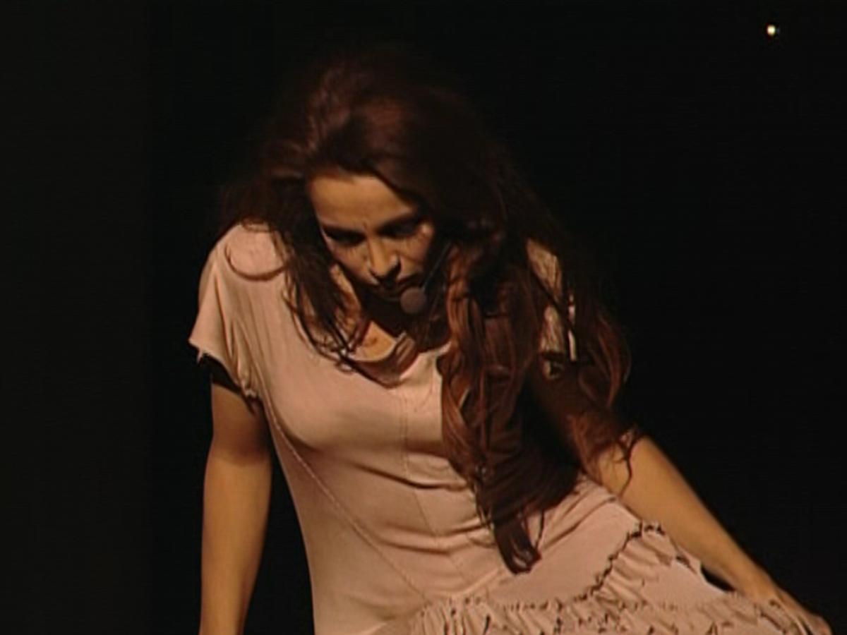 Helene Segara as Esmeralda in Notre Dame de Paris, Original Cast
