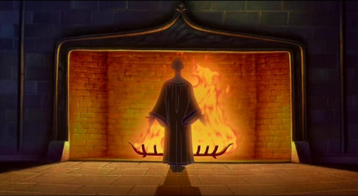 Hellfire, Disney's The Hunchback of Notre Dame