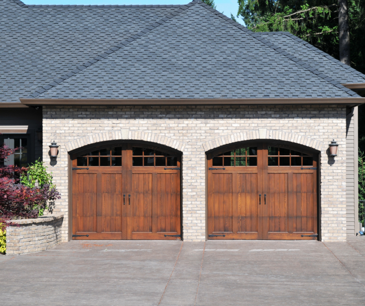 Garage doors add beauty and functionality to your home.