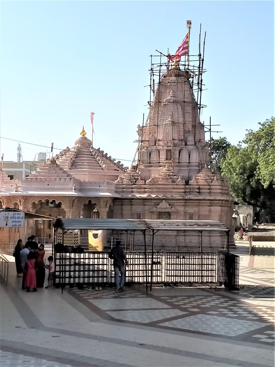 "Temple of Ashapura Mata; ""Mata No Madh"""