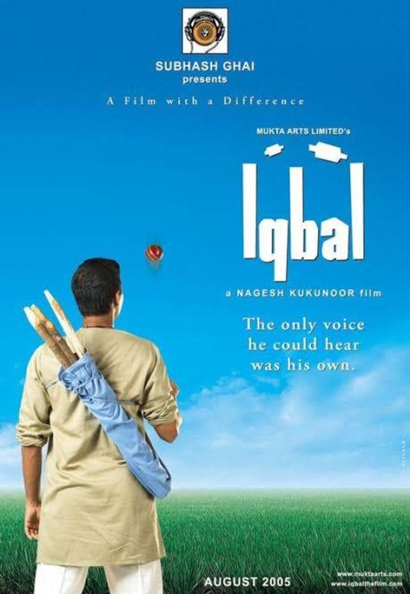 Iqbal movie poster