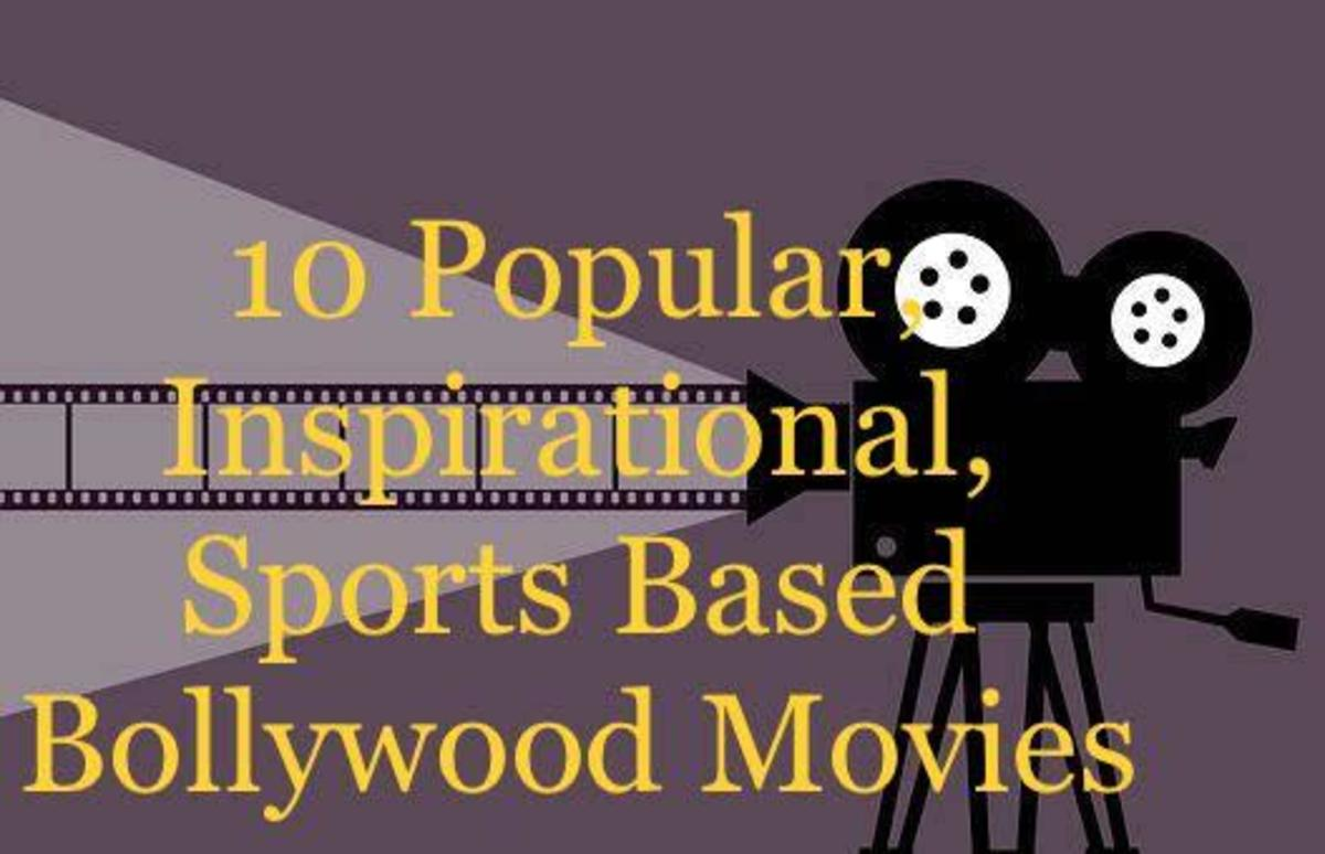 10 Popular, Inspirational, Sports Based Bollywood Movies