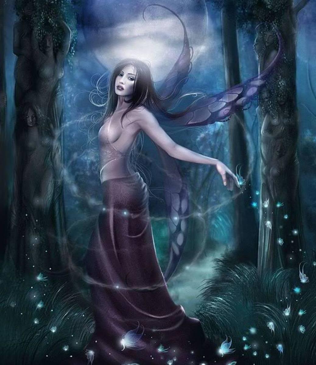 Goddess Here