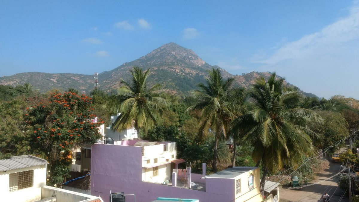 Blessings of Arunachala: A Serialized Travelogue - Part 6 of 12