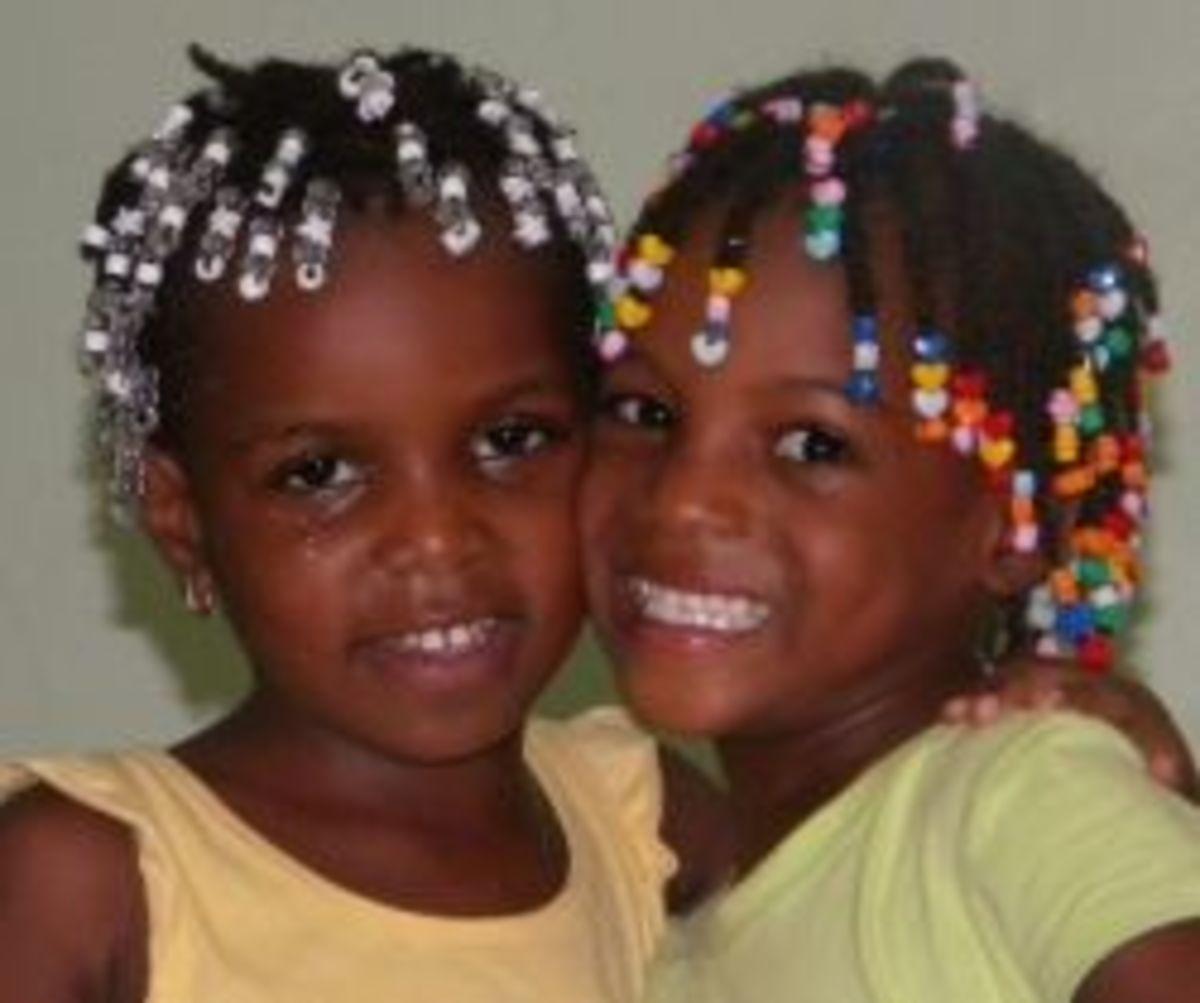 children little girls extension cornrow, jamaican, beads twist, cornrow, plait, braids twist,