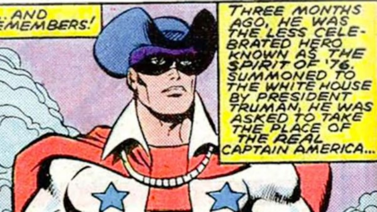 The Second Captain America, The Sprit of 76