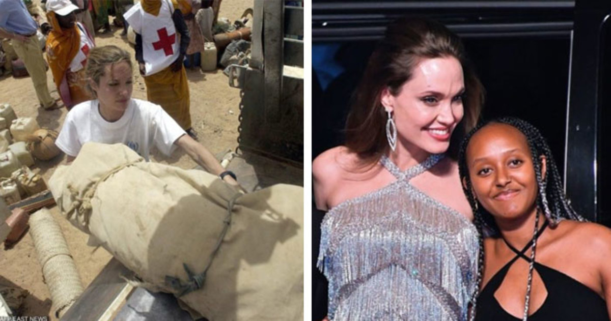 10 Reasons Why We Love Angelina Jolie