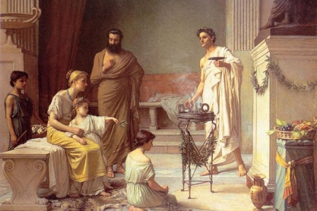 Roman medicine was wierd.