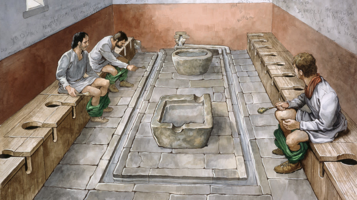 5 Disgusting Habits That Were Perfectly Normal in Ancient Rome