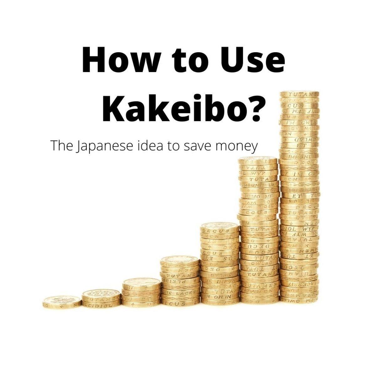 Kakeibo is the Japanese budgeting method to save money.