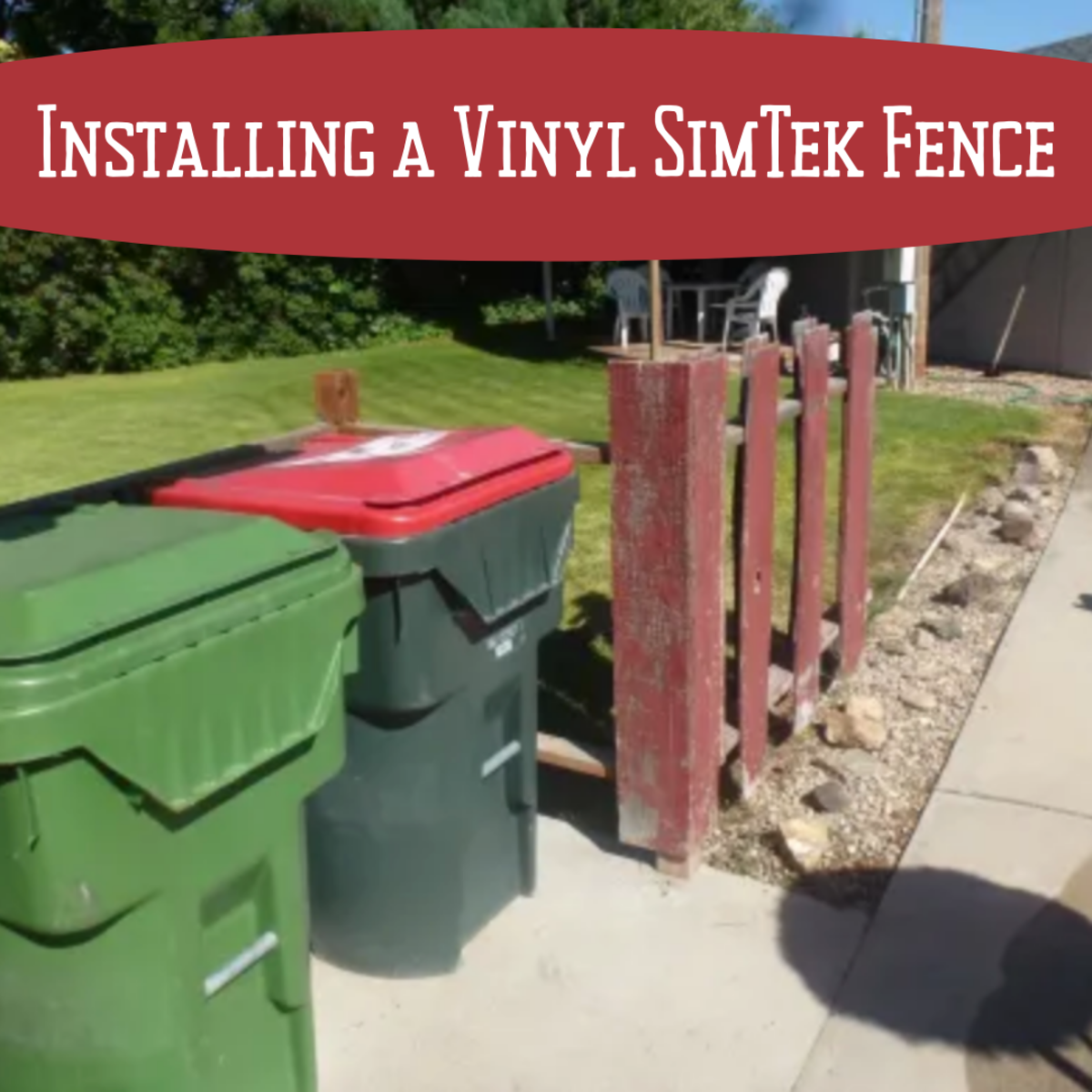 This in-depth article will guide you step by step through the process of installing a SimTek fence