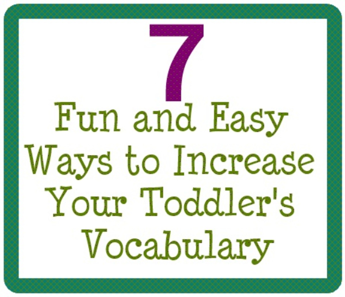 Fun Ways to Increase Your Childs Vocabulary