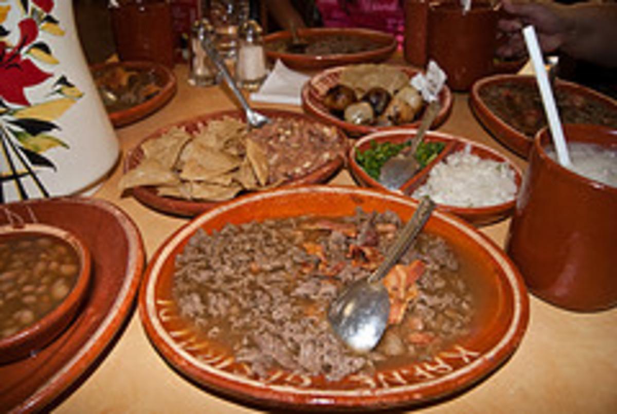 Karne Garibaldi Taco Plate
