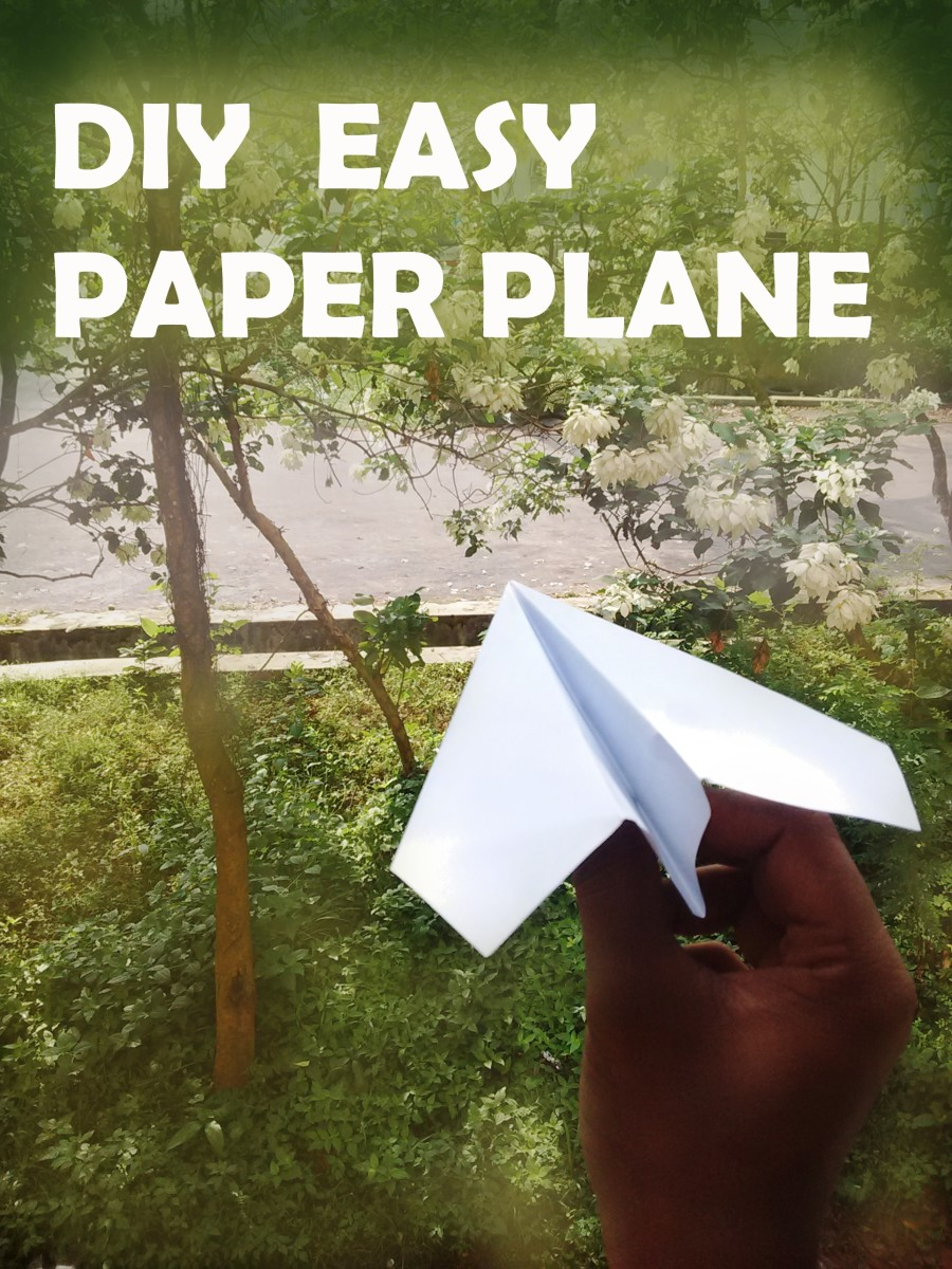 how-to-make-a-paper-plane-easily