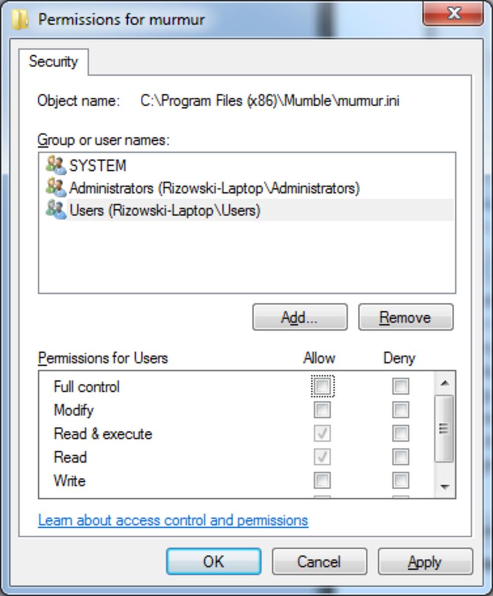 Mumble murmur download windows