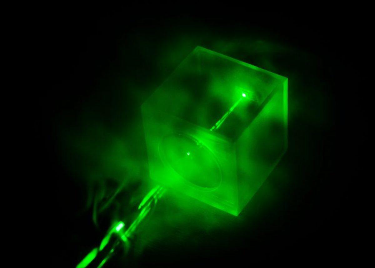 New Metal Organic Framework Technology Detects Dangerous Gases.