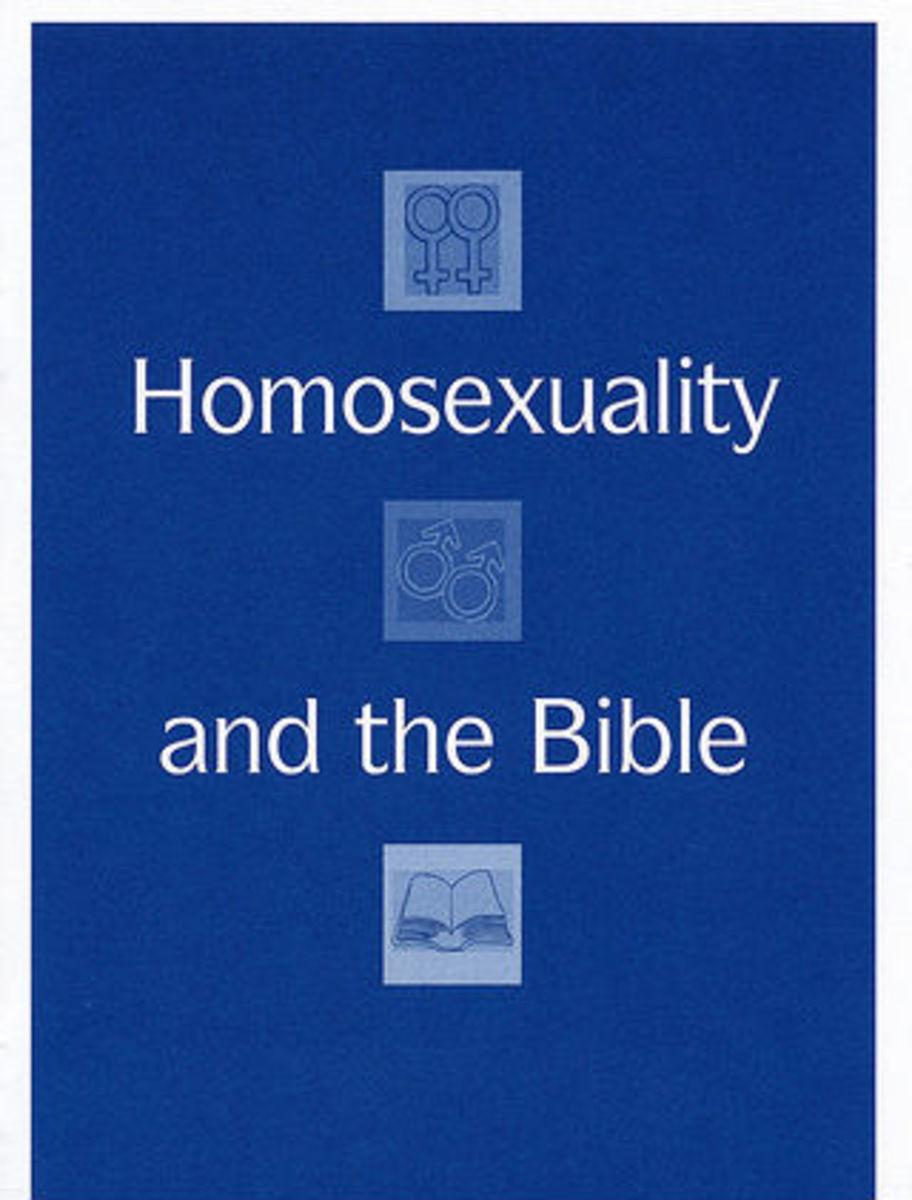 an essay about homosexuality in reference to the holy bible The bible versus homosexuality topics: abstract this essay seeks to definitively answer if contents from the holy bible condemn homosexuality within the essay.