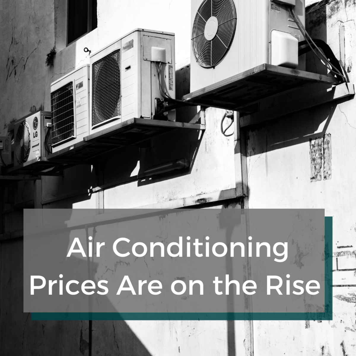Learn more about your air conditioning system and why A/C repair prices are beginning to soar