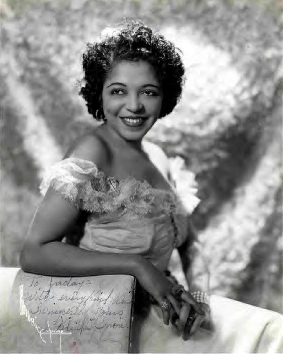 Valaida Snow - Jazz's Lady Louis