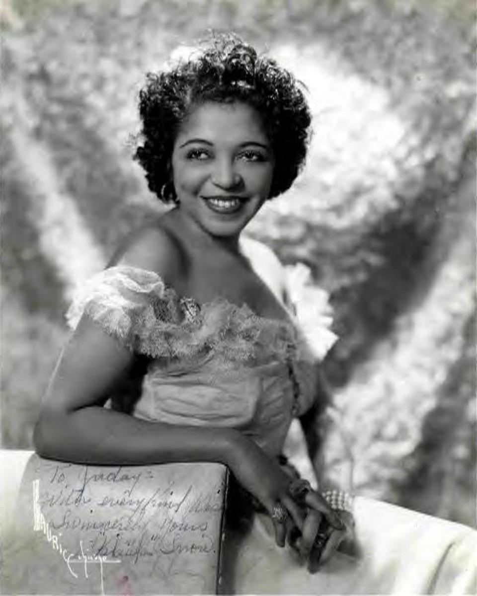 Valaida Snow - Jazz's Lady Louis
