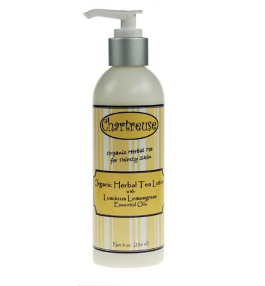 Up Close: Organic Herbal Tea Lotion from Chartreuse!
