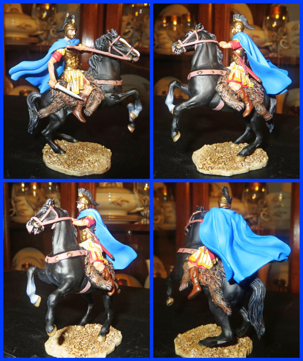 Carthaginian General Hannibal, made my Black Hawk
