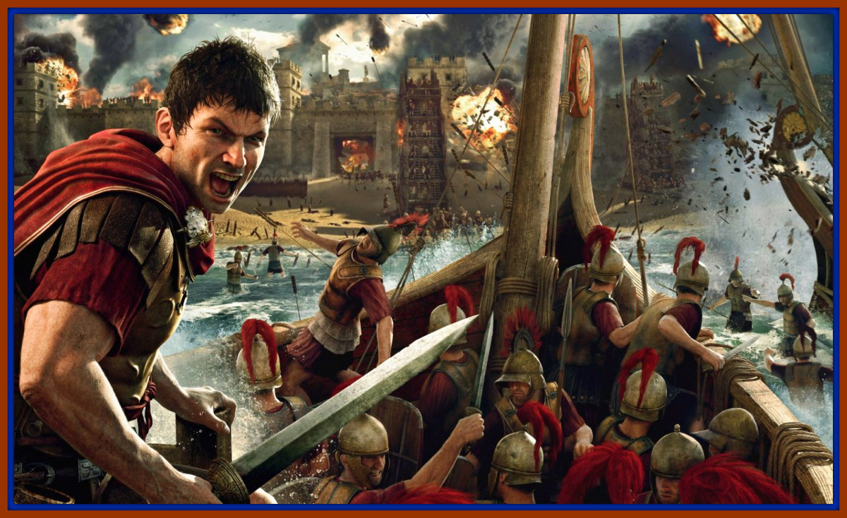 Rome starts to Penetrate the Walls of Carthage, Carthaginians Began to See the End is Near