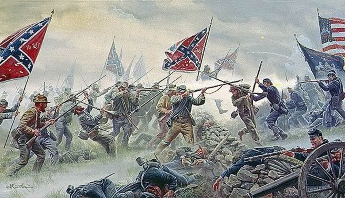 Creative Twist On The Battle of Gettysburg