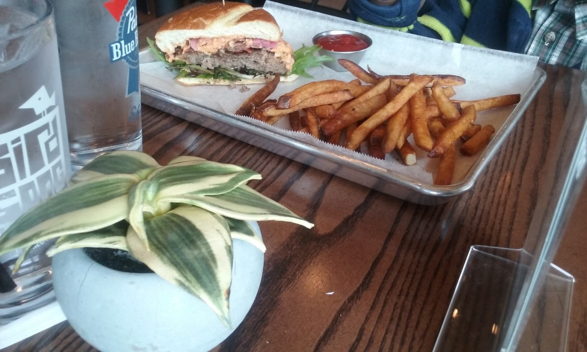 As I review this restaurant, Melt Kitchen and Bar, I must say that the duck fat fries was truly one of my favorite items among all of the foods that we tried from the restaurant.