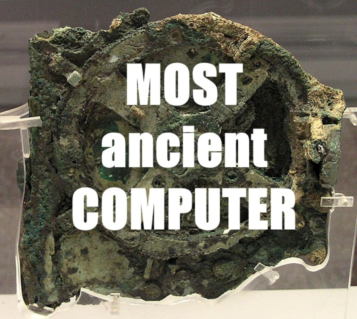 The Antikythera Mechanism: 2,000 Year Old Computer
