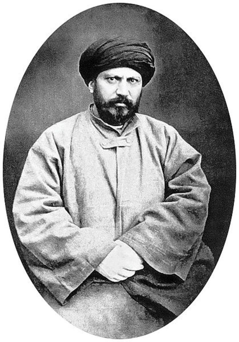 Syed Jamaluddin Afghani and Its Muslim Philosophy
