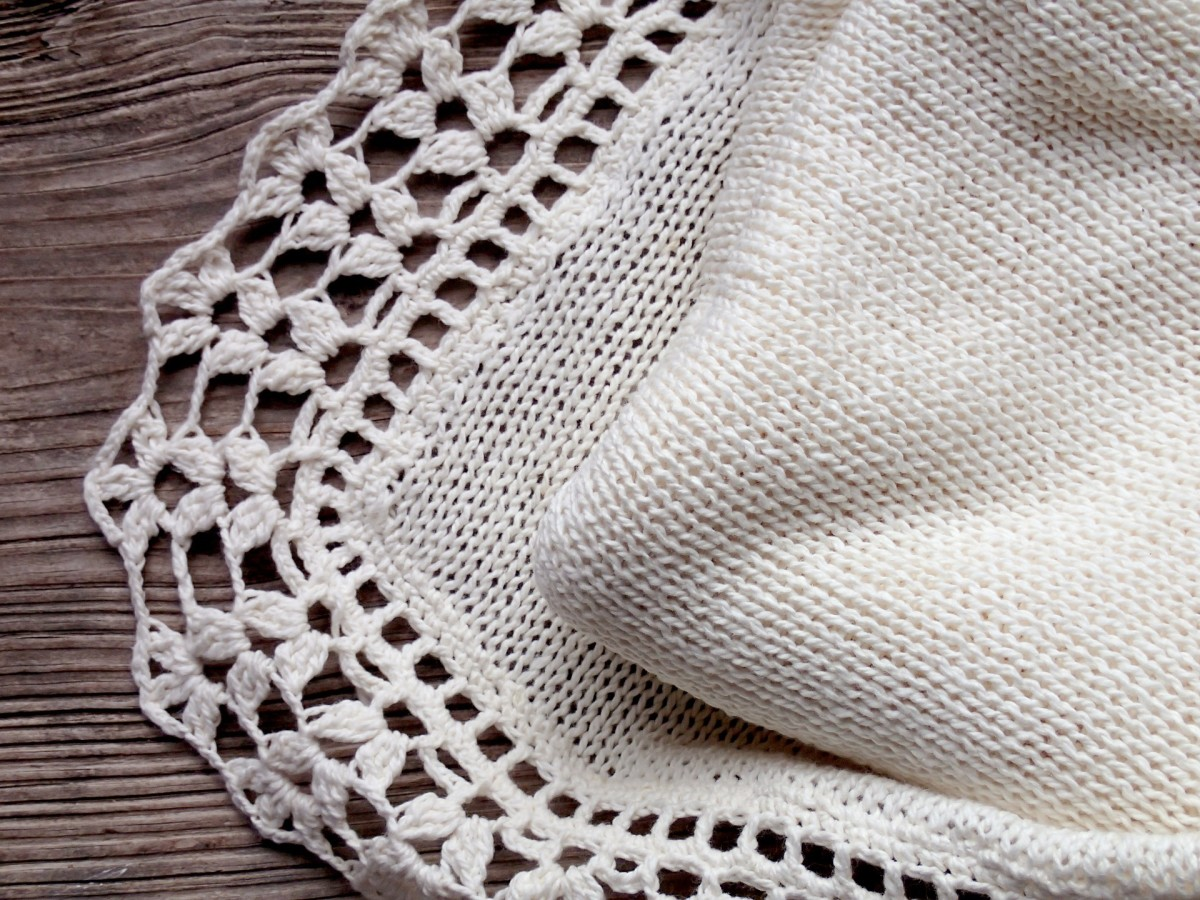 How to Knit a Baby Blanket - Complete Guide for Beginner to Intermediate Knitters