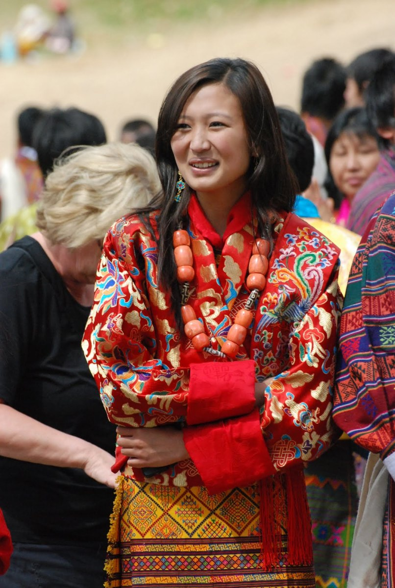 GNH : Happiness Is More Important Than Wealth In Bhutan