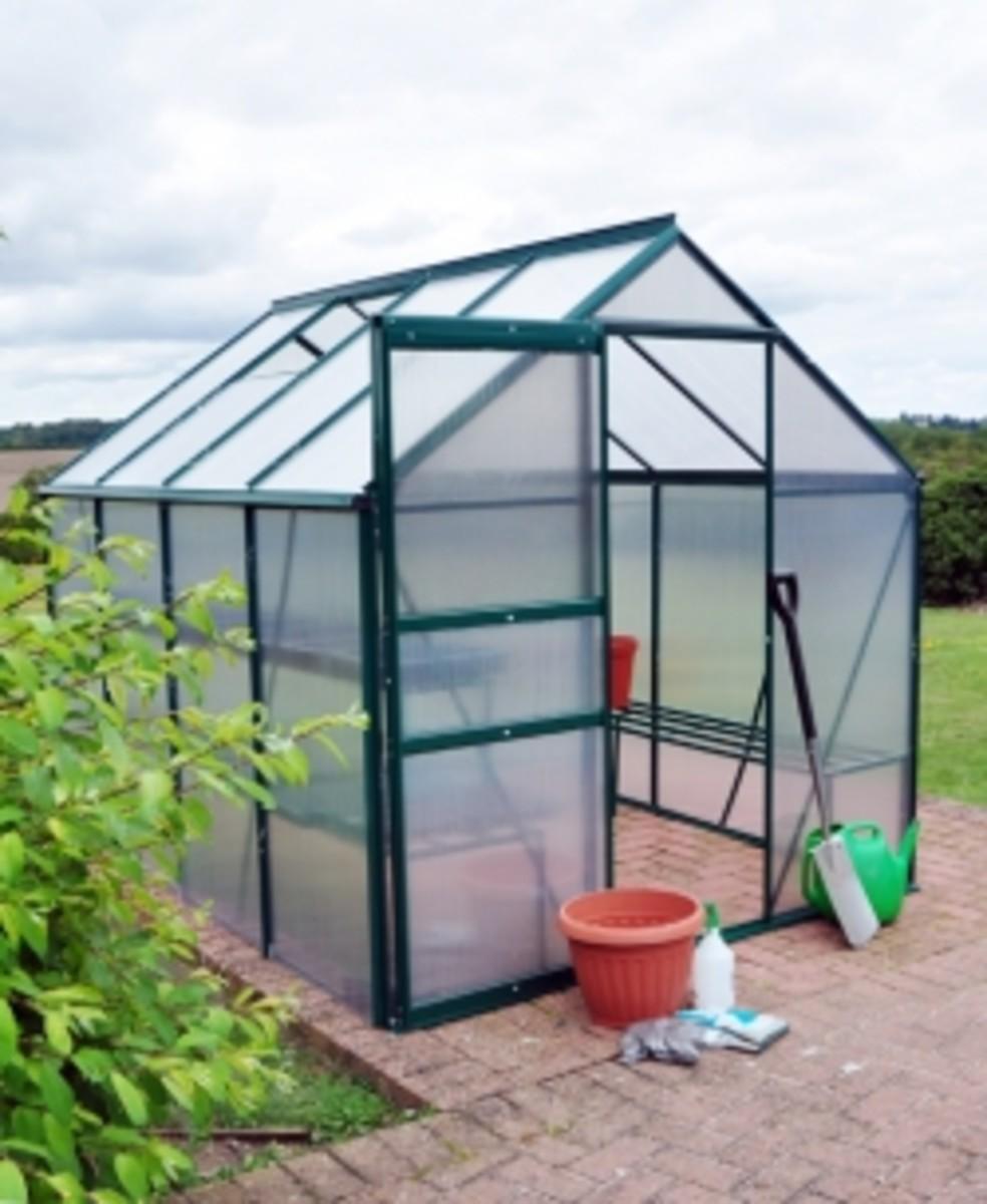 Kingfisher Greenhouses