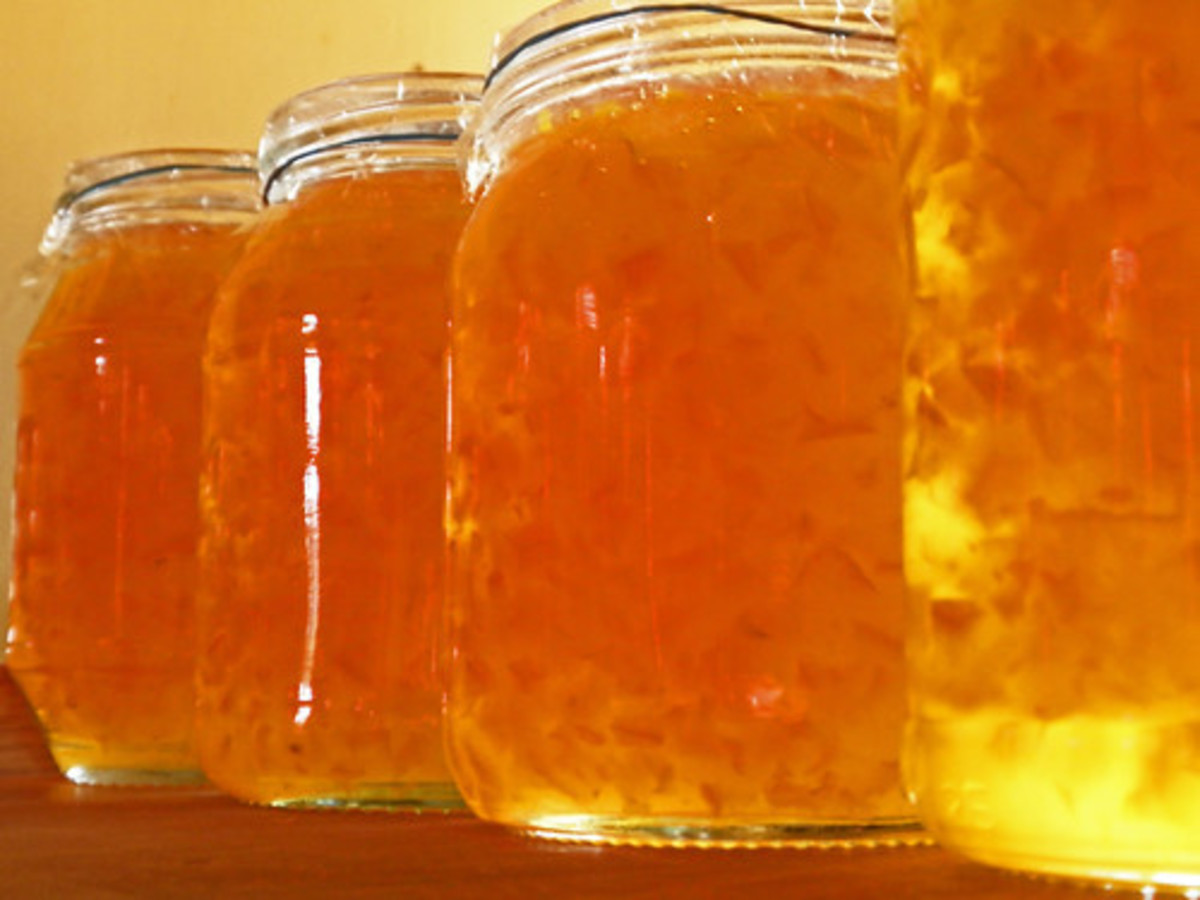Marmalade is a ray of sunshine spooned from a jar