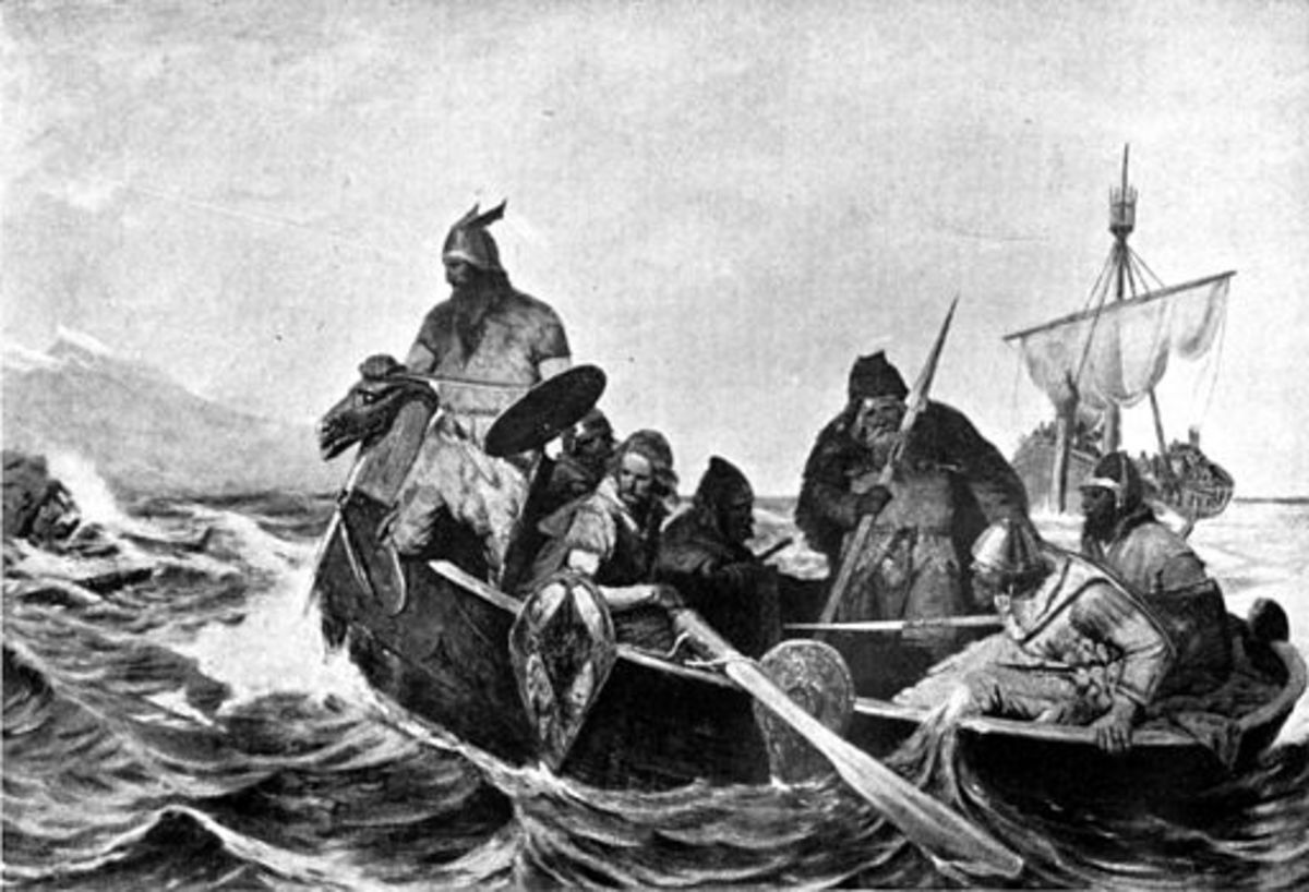 Vikings arrived during the 7th to 11th Centuries