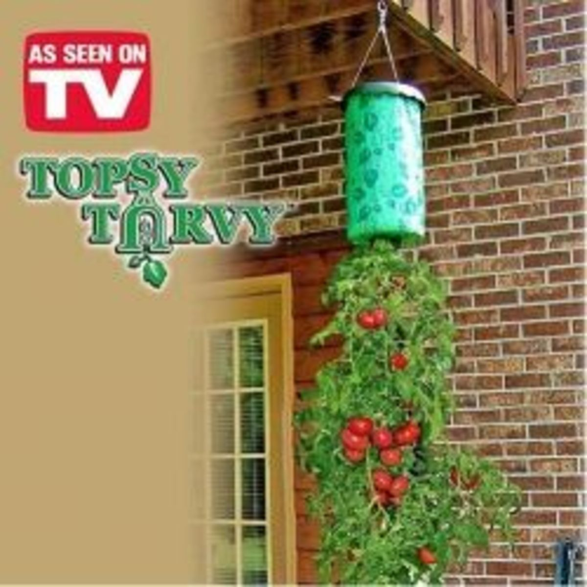 Make Your Own Topsy Turvy Tomato Planter