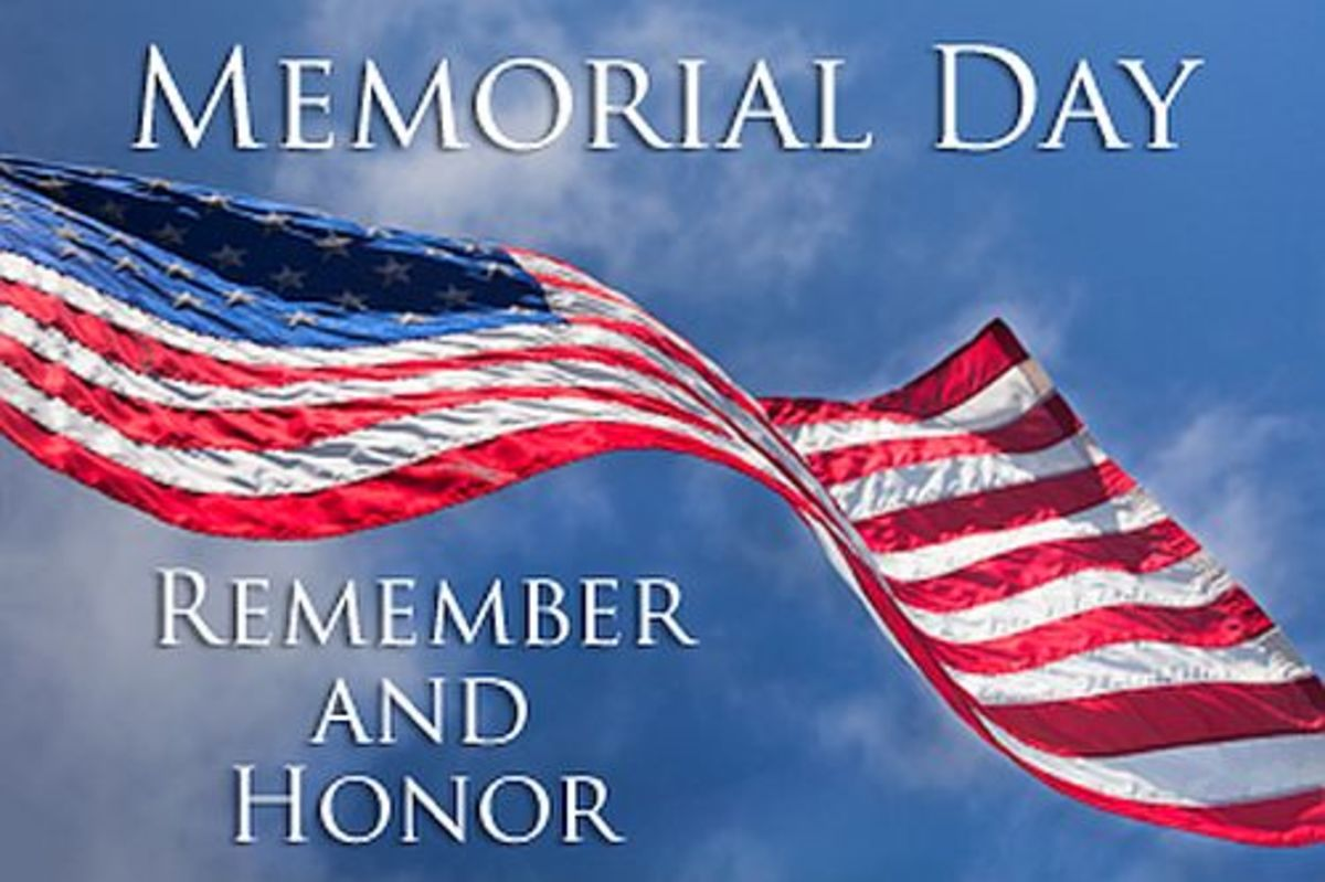 Memorial Day is not the same as Veterans Day