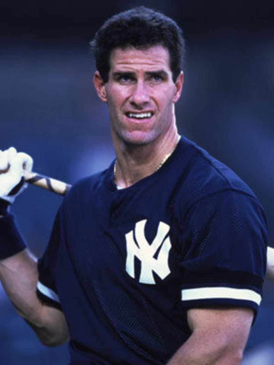 Yankee Paul O'Neill.